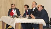 REGAİP AHMET ÖZYİĞİT - Vali Erol Altınova'yı Ziyaret Etti