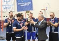 CAMBAZ - Voleybol Turnuvası Şampiyonu Belli Oldu