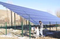 MUSTAFA ÖZDEMIR - Afyonkarahisar'da 4 Köyün Elektrik Sorunu GES Projesi İle Çözüldü