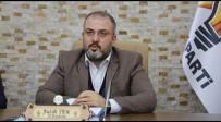 AK Partili Tek Açıklaması'tunceli'ye Cumhuriyet Tarihinde Yapılmayan Hizmetler, Yatırımlar Gelmiştir'
