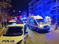 LÜTFİ KIRDAR - Bıçaklı Kavgada Bir Kişi Ağır Yaralandı