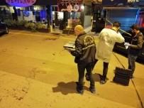 LÜTFİ KIRDAR - Maltepe'de Bıçaklı Kavgada Bir Kişi Ağır Yaralandı