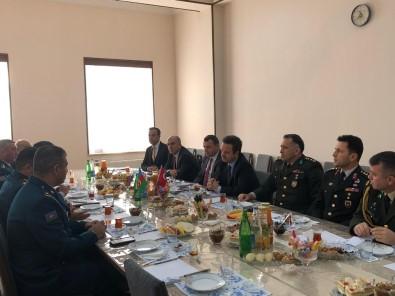 Nahçıvan Özerk Cumhuriyeti İle Mutat Toplantısı Yapıldı