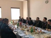 SINIR GÜVENLİĞİ - Nahçıvan Özerk Cumhuriyeti İle Mutat Toplantısı Yapıldı