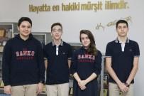 GENEL KÜLTÜR - Sanko Okulları GSLMUN Konferansından 3 Ödülle Döndü