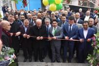 ÇİĞ KÖFTE - Trakya Şanlıurfalılar Derneği Açıldı