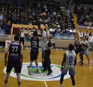 Türkiye Basketbol Ligi Açıklaması Balıkesir Büyükşehir Belediyespor Açıklaması 84 - Düzce Belediyespor Açıklaması 79