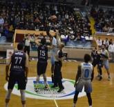 KıZıLCA - Türkiye Basketbol Ligi Açıklaması Balıkesir Büyükşehir Belediyespor Açıklaması 84 - Düzce Belediyespor Açıklaması 79
