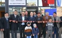 İBADET - Yüzbaşı Agâh Efendi Camii Hizmete Açıldı