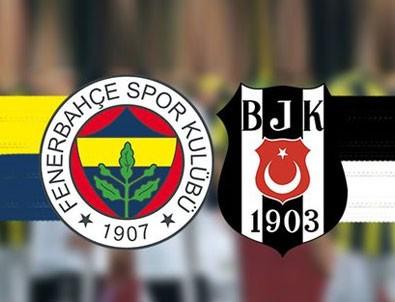 Fenerbahçe -Beşiktaş derbisi canlı anlatım
