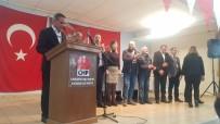 BÜLENT TEZCAN - Kuşadası CHP'de Başkan Mehmet Gürbilek Güven Tazeledi