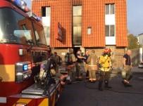 NEVADA - Las Vegas'da Motelde Yangın Açıklaması 6 Ölü, 13 Yaralı