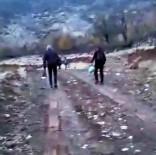 MEHMET CAN - Okula Gitmek İçin Her Gün 3 Kilometre Yürüyorlar