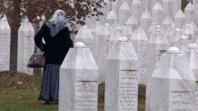 Srebrenitsa Annesi Açıklaması 'Katliamın Kanıtı İşte Bu Mezarlık'