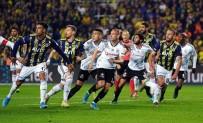 OĞUZHAN ÖZYAKUP - Süper Lig Açıklaması Fenerbahçe Açıklaması 2 - Beşiktaş Açıklaması 1 (İlk Yarı)