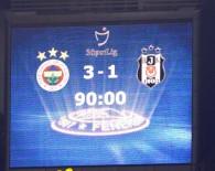 OĞUZHAN ÖZYAKUP - Süper Lig Açıklaması Fenerbahçe Açıklaması 3 - Beşiktaş Açıklaması 1 (Maç Sonucu)