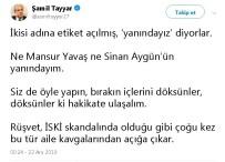 ŞAMİL TAYYAR - 25 Milyonluk Rüşvet Krizine Şamil Tayyar Yorumu