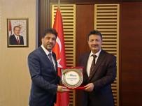 MURAT ŞAHIN - ADÜ, Siirt Üniversitesi İle 'Kardeş Üniversite' Protokolü İmzalandı