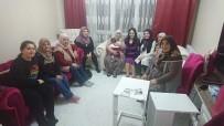 AK Partili Kadınlardan Hoş Geldin Bebek Ziyareti
