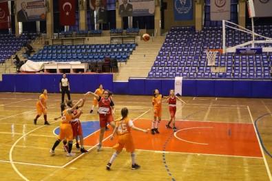 ANALİG Ege Basketbol Grup Müsabakaları Aydın'da Tamamlandı