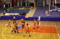 ATATÜRK SPOR SALONU - ANALİG Ege Basketbol Grup Müsabakaları Aydın'da Tamamlandı