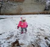 BAĞBAŞı - Denizli'de Kar Sürprizi