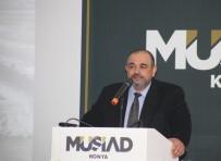 TUZ GÖLÜ - Fazıl Şenel Açıklaması 'Türkiye, Güneşten Enerji Üretebilecek Güçtedir'