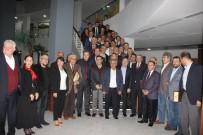 MUSTAFA TUTULMAZ - Gazeteciler Afyonkarahisar'da Buluştu