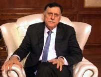LİBYA BAŞBAKANI - Libya Başbakanı'ndan Türkiye resti