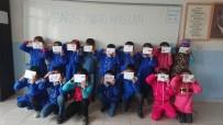 TABUR KOMUTANLIĞI - Mehmetçik'ten Öğrencilerin  Mektubuna Cevap Geldi