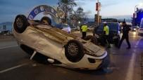 KARADENIZ SAHIL YOLU - Ordu'da Trafik Kazası Açıklaması 1'İ Çocuk 5 Yaralı