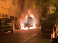 DIPLOMAT - Selanik'te Türk Diplomatın Aracı Kundaklandı