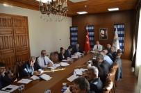 ERSIN EMIROĞLU - Silifke'de 'Kadına Yönelik Şiddetle Mücadele Koordinasyon Toplantısı' Yapıldı