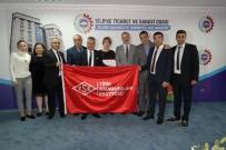 ERSIN EMIROĞLU - Silifke Ticaret Ve Sanayi Odası İş Dünyasını Ödüllendirdi