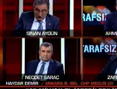 Mansur Yavaş ile CHP'li üyeden çelişen ifadeler!