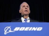 ASKERİ UÇAK - Boeing CEO'su Muilenburg, 737 Max Krizinin Ardından Görevden Alındı