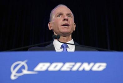 Boeing CEO'su Muilenburg Görevden Alındı