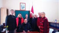ALI HAYDAR - Burhaniye Ören'de Mahalle Meclisi İlk Toplantısını Yaptı