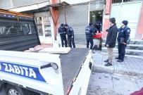 CAFER YıLMAZ - Büyükşehir Zabıta'dan Kaçak Hayvan Kesimine Denetim