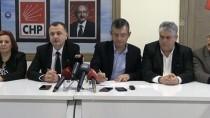 MİMARLAR ODASI - CHP Grup Başkanvekili Özgür Özel'den Kanal İstanbul Açıklaması Açıklaması