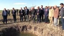 ALİ FUAT ATİK - Devlet Desteğiyle Arazilerini Suyla Buluşturdular