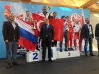 EMF Avrupa Açık Muaythai Kupasında Kayseri Rüzgarı