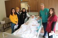 MİDE KANSERİ - Kanser Hastası Kadın, Siirt'te İlk Kez Yapılan Ameliyatla Sağlığına Kavuştu