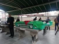 SAĞ VE SOL - Kayseri Şekerspor'un Genç Oyuncusu, Son Yolculuğuna Uğurlandı