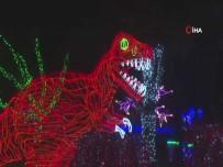 BOTANİK BAHÇESİ - New Mexico Sokakları Işık Festivali İle Renklendirdi