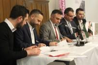 MURAT ASLAN - Suriye'ye Yardım STK'ları KALMEC Öncülüğünde Birleşti