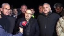 BELEDİYE ENCÜMENİ - Trabzon'da Örtü Yangınları