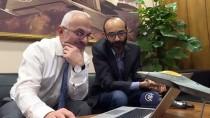 TEMEL KOTIL - TUSAŞ Genel Müdürü Kotil, AA'nın 'Yılın Fotoğrafları' Oylamasına Katıldı