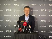 ÇEK CUMHURIYETI - Ahmet Ağaoğlu Açıklaması 'Ndiaye İlgilendiğimiz Bir Oyuncu'