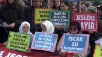 ADNAN SEZGIN - Aydın'da Jeotermal Santral İçin Verilen ÇED Raporuna Tepki